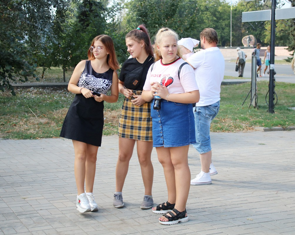 Три подружки