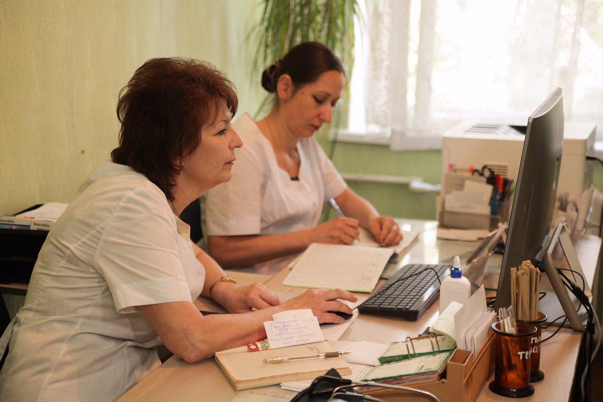 ЦПМСД Покрова стал первым в рейтинге Helsi