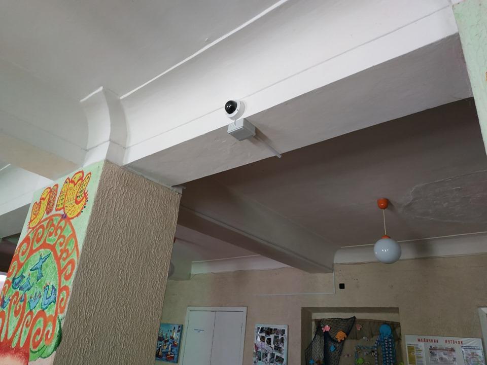 Школы Никополя оснащают видеокамерами
