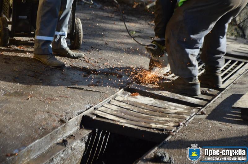 В Никополе на чистку сливной канализации потратят почти 400 000 гривен