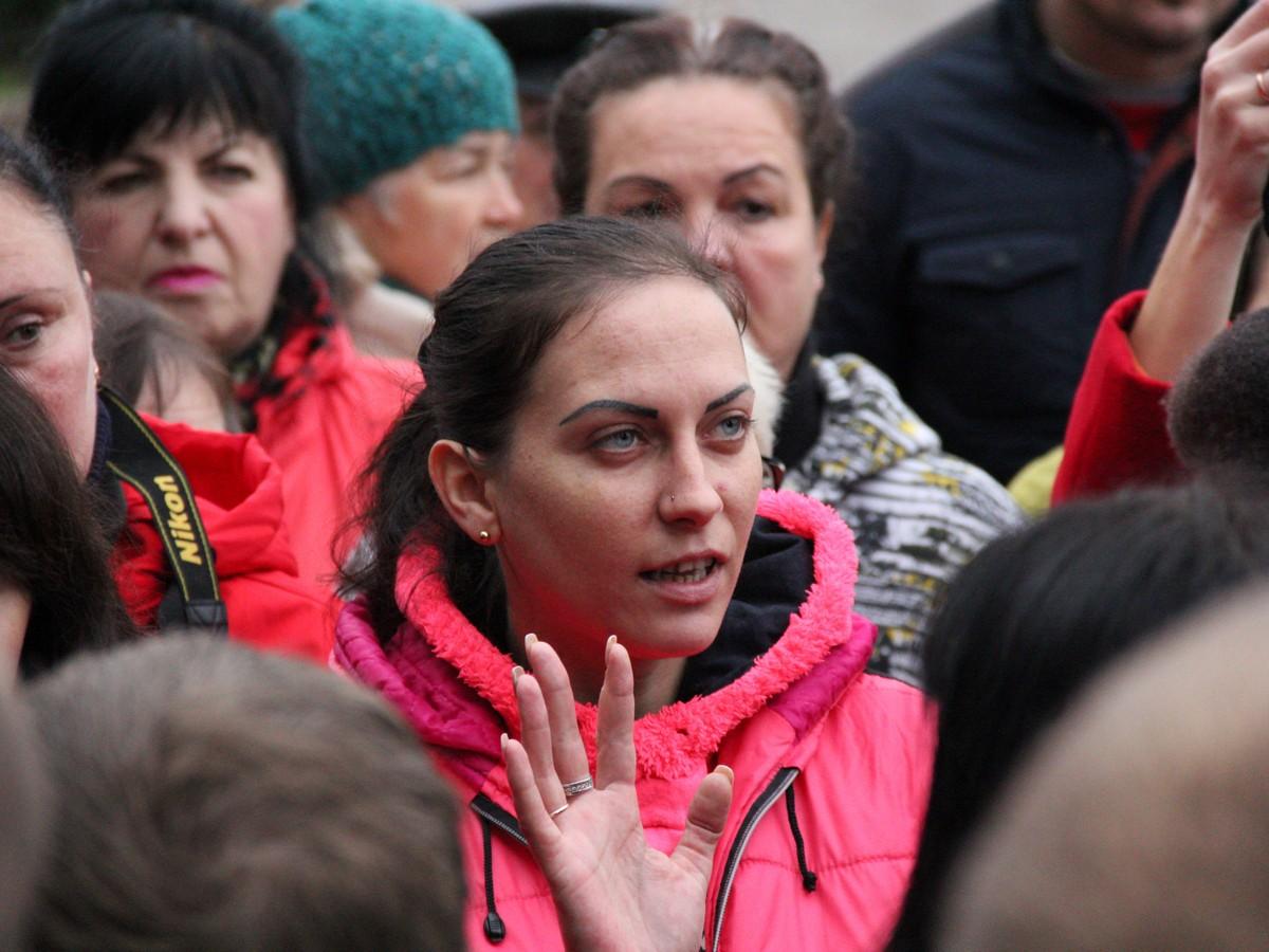 Активисты Никополя