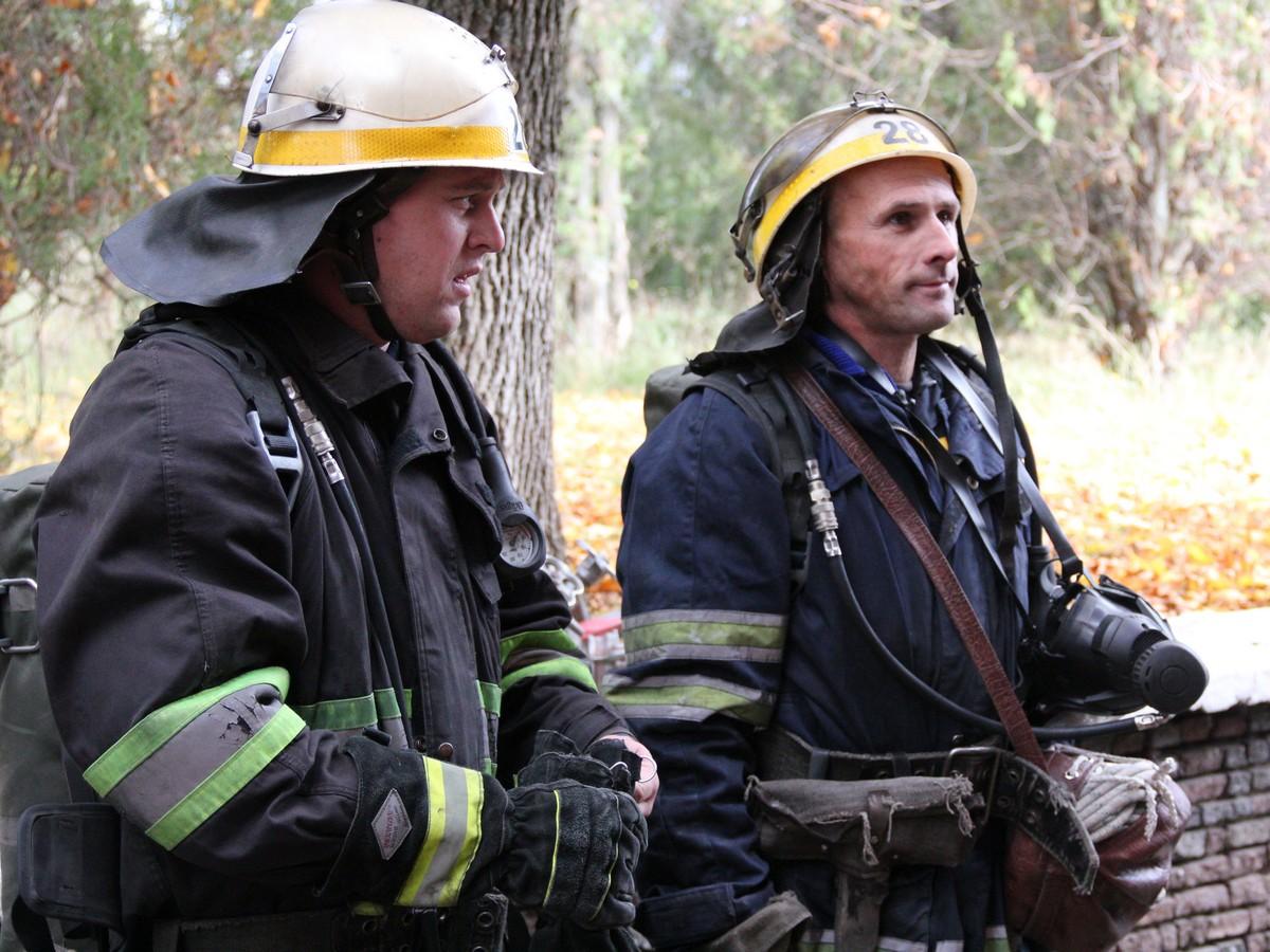Спасатели готовы к работе
