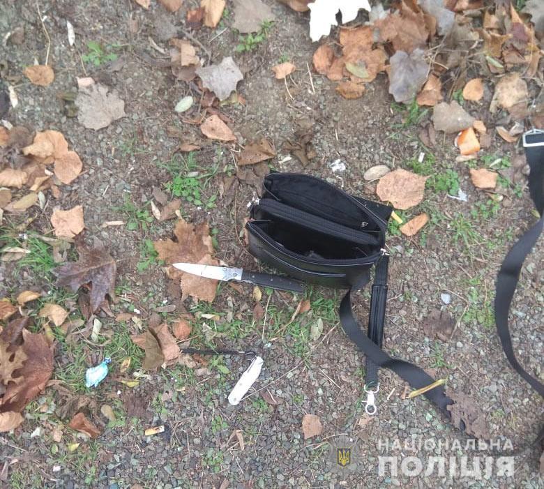 В Никополе в свой выходной полицейский поймал грабителя