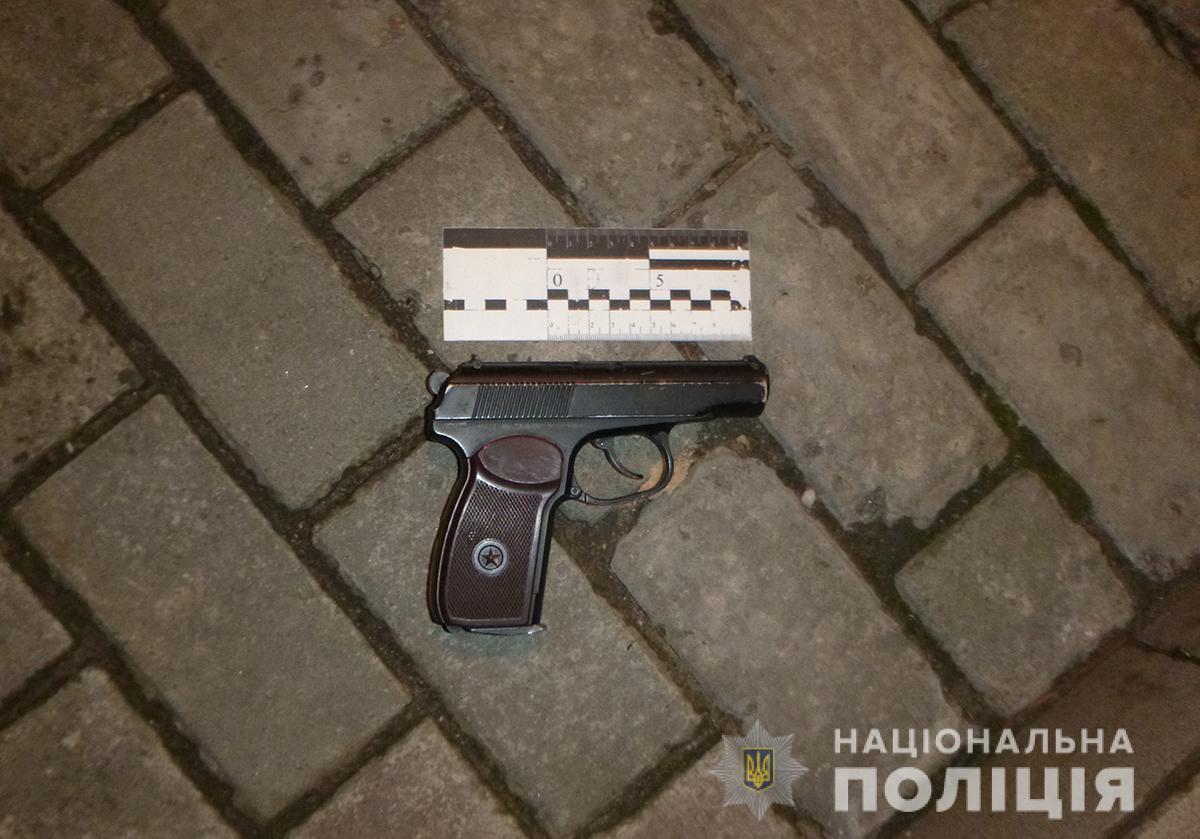 В Энергодаре 27-летний мужчина стрелял по многоэтажке