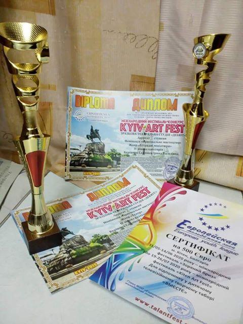 Двойная победа и сертификат на поездку в Болгарию