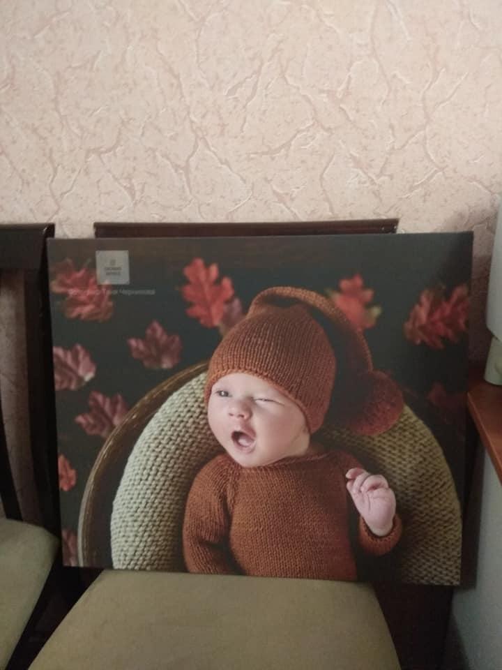Зворушливі фото малюків з Нікополя