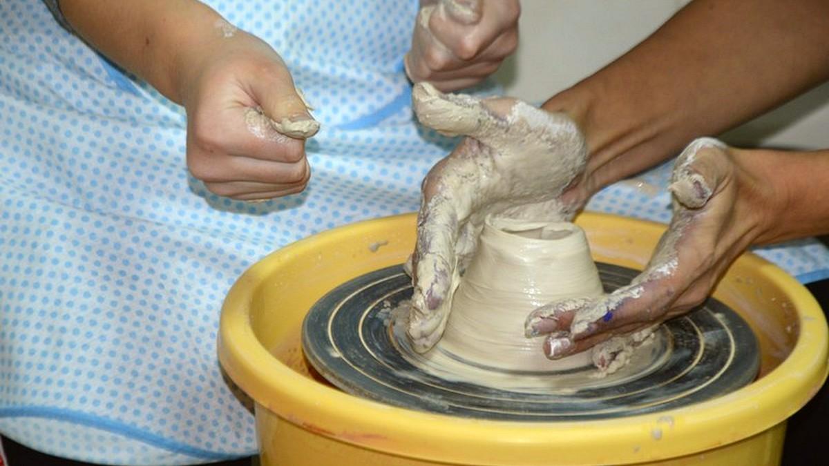 Ліпка з глини для дітей у Нікополі: де