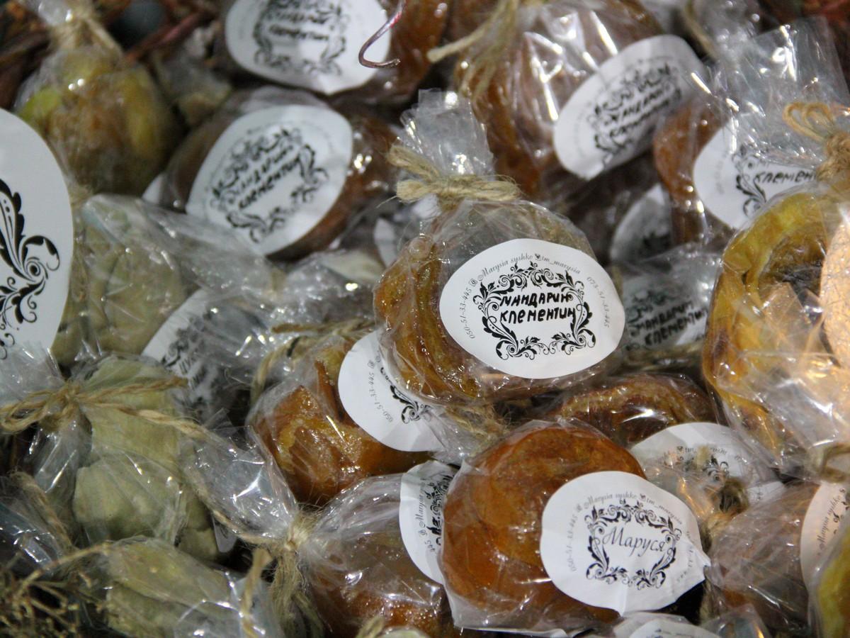 Чарівні нікопольські смаколики