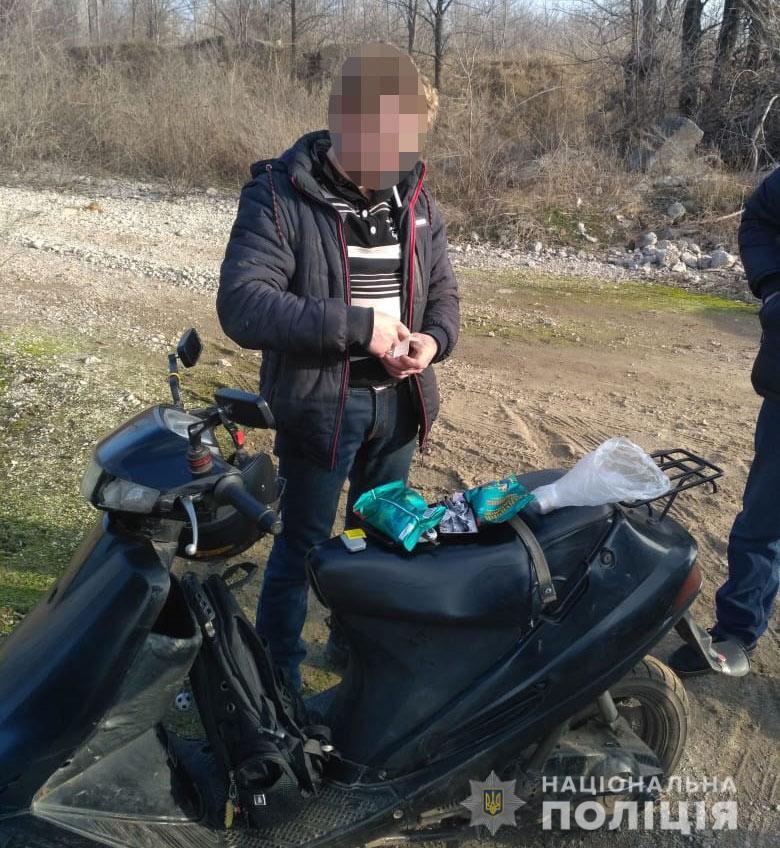 31-летний житель Марганца хранил и сбывал наркотики