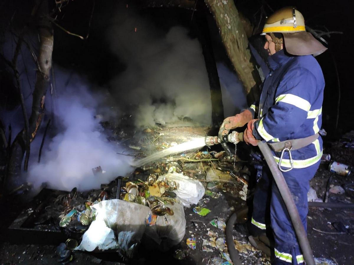 Возле Апостолово в пожаре погибла 35-летняя женщина