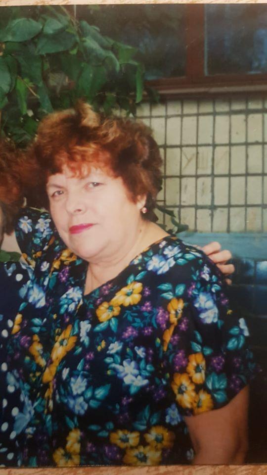 Старенька бабуся зникла в Нікополі (фото)