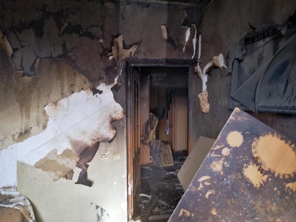 В Мусиевке двое погибших во время пожара и повешенная 63-летняя женщина