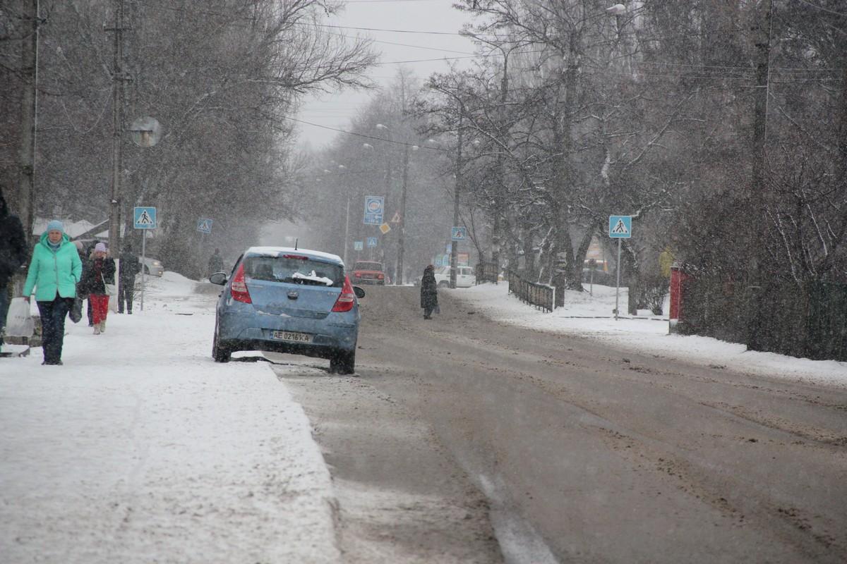 Ситуация на дорогах
