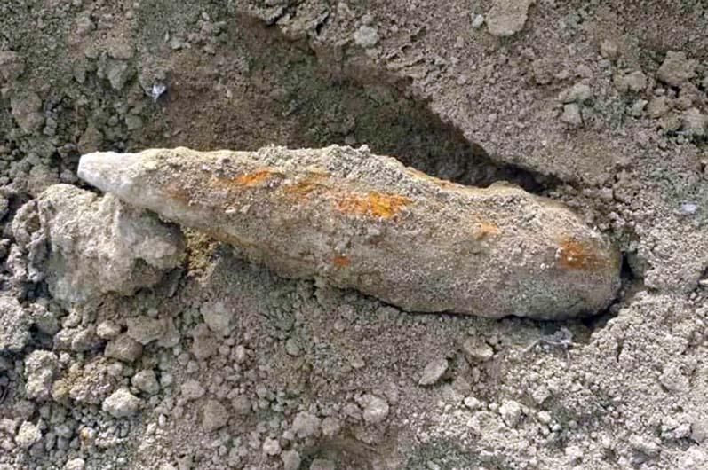 Артиллерийские снаряды нашли в Никопольском и Томаковском районах