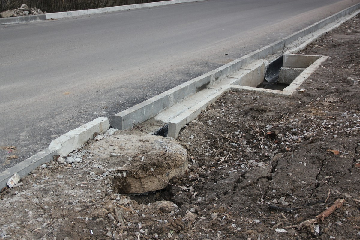 Як виглядають дороги в Нікополі?