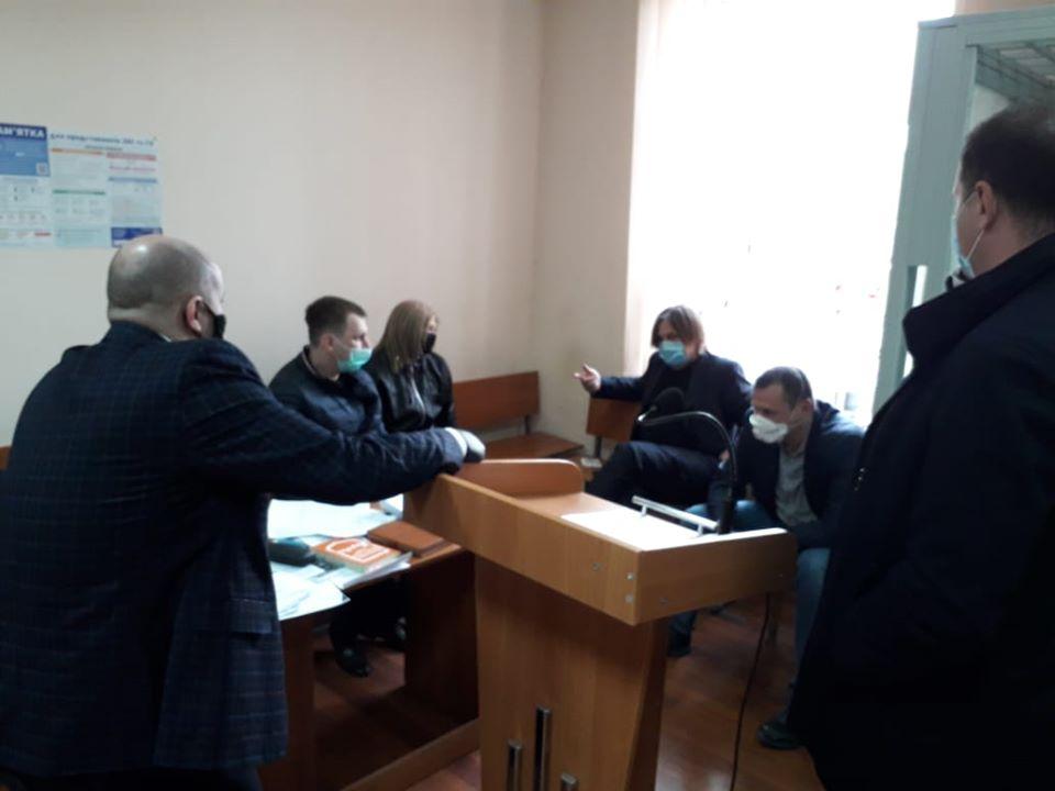 Ассоциация городов Украины отстаивает честь коллеги
