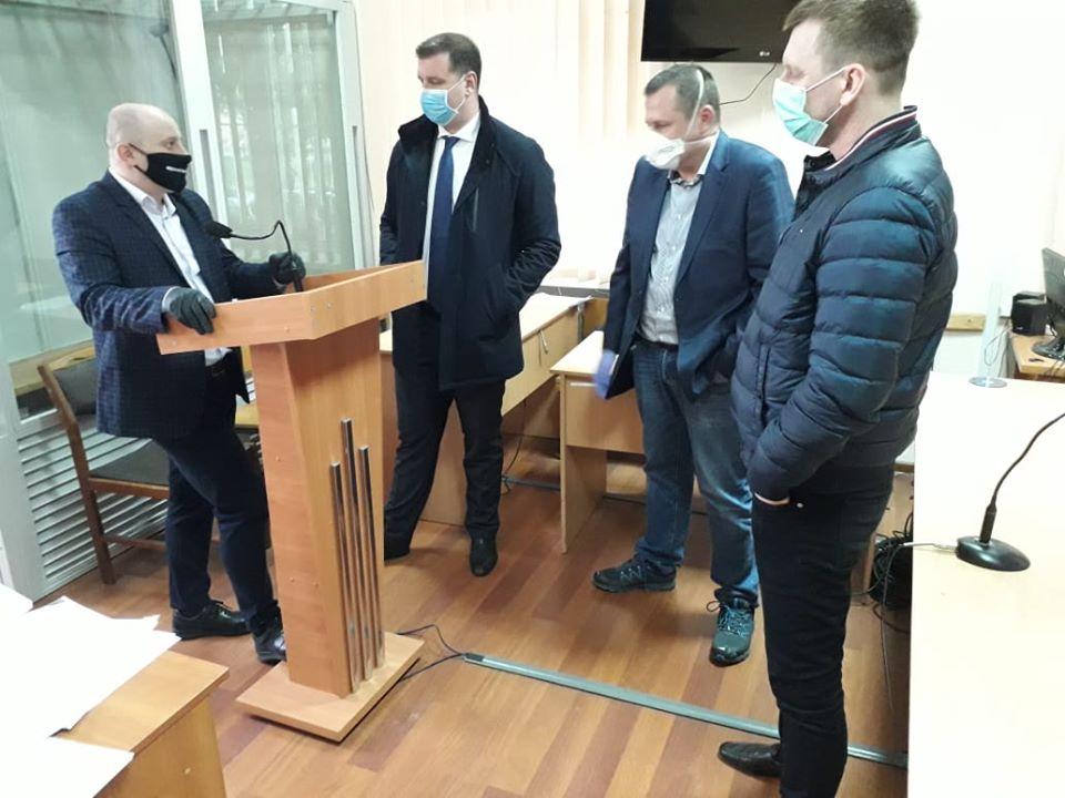 Мэра Покрова взял на поруки директор Ассоциации городов Украины Александр Слобожан