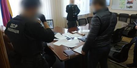НаДнепропетровщине прошли обыски в кабинетах чиновников