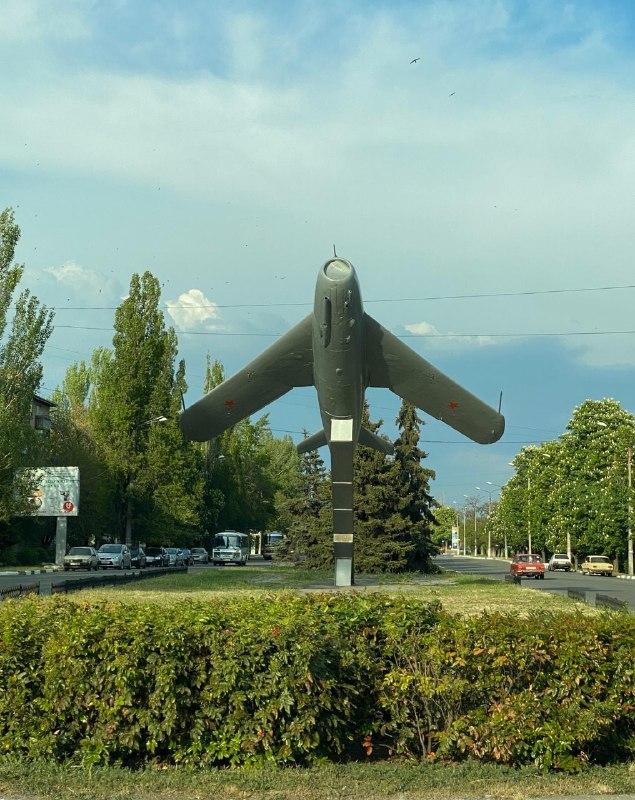 МИГ-17 после реставрации