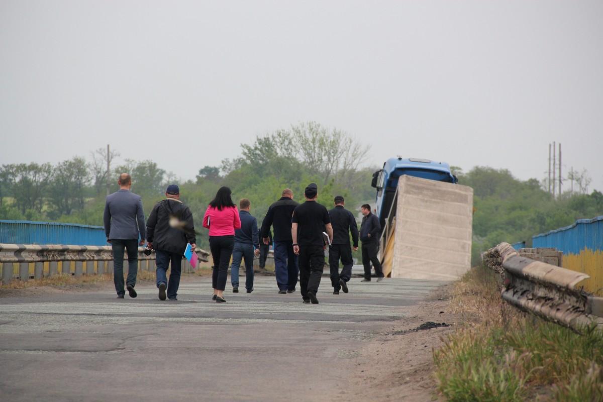 К месту аварии направляется комиссия