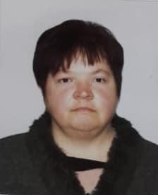43-летняя Федица Галина