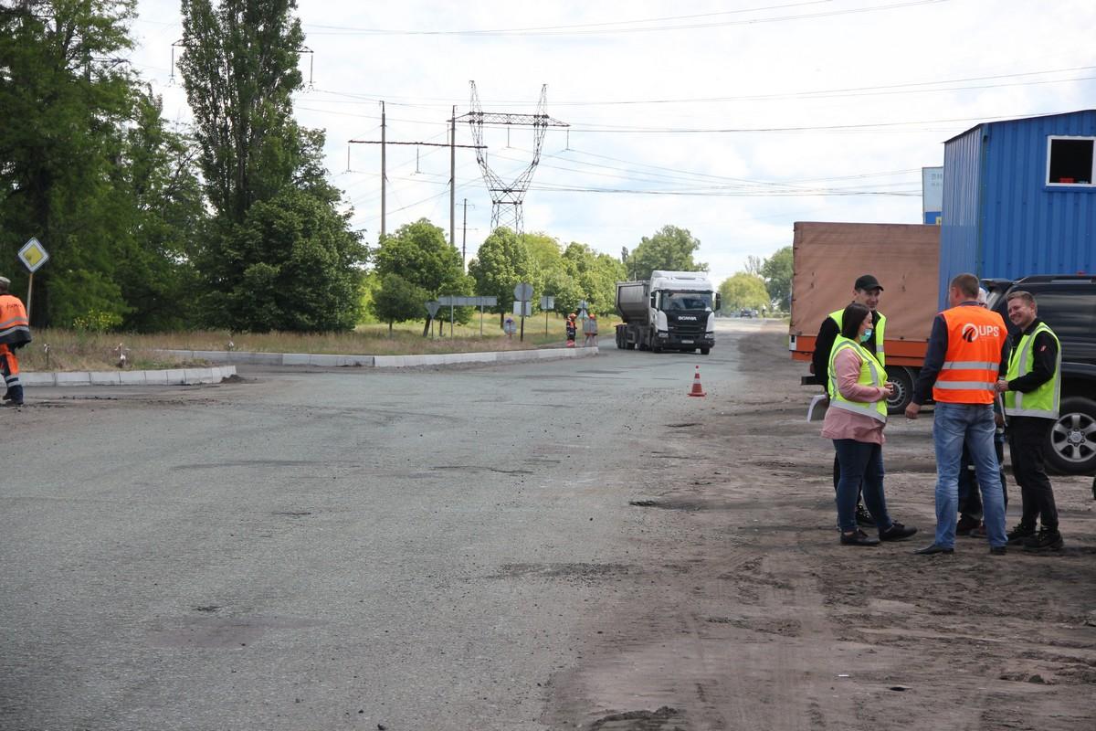 Вероятнее всего, данный текущий ремонт не предусматривает ремонт дороги в направлении Марганца