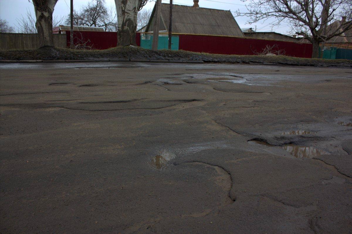 В Никополе фирма-фигурант уголовных дел отремонтирует улицу Херсонскую