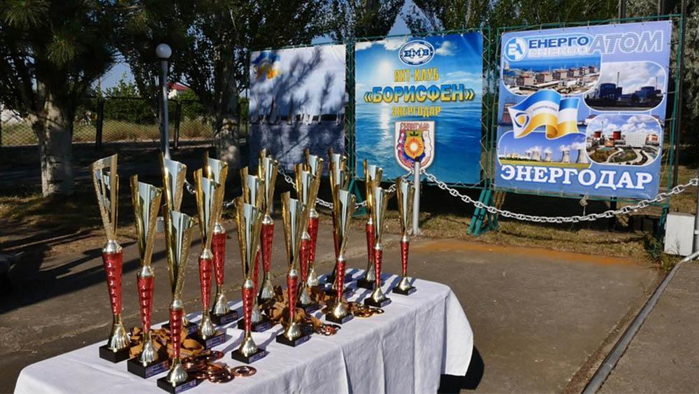 Яхтсмены из Никополя завоевали два первых места
