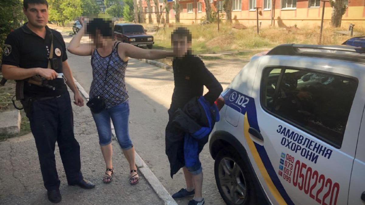 В Никополе полицейские охраны отыскали пропавшего парня с инвалидностью