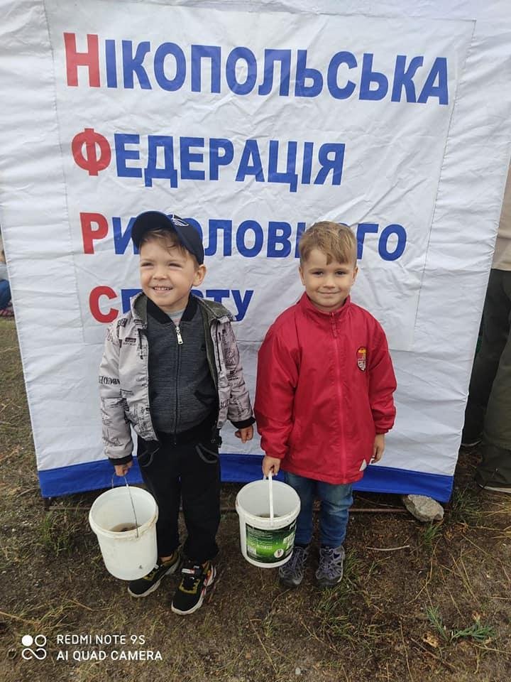 Юные участники турнира