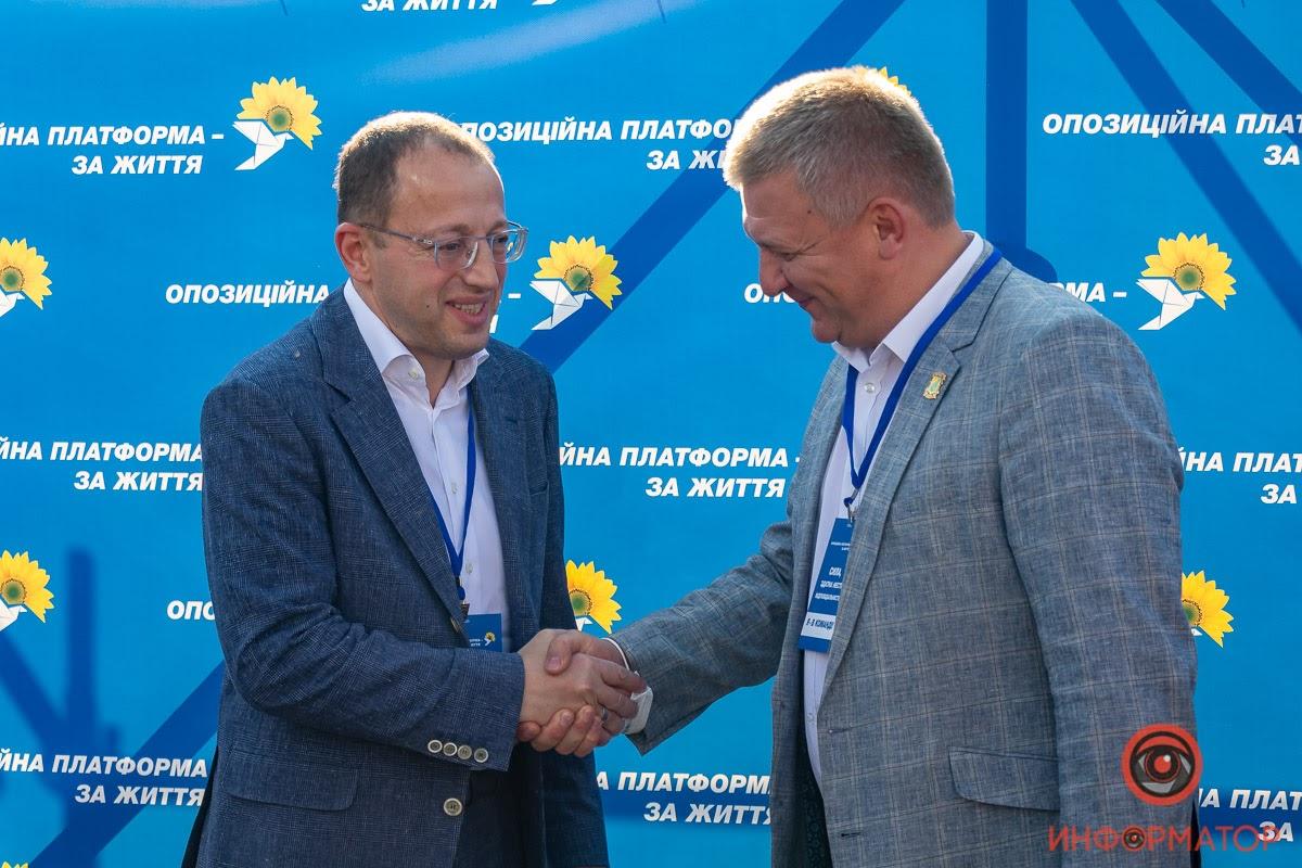На пост мэров Никополя и Марганца стали известны имена кандидатов от ОПЗЖ , фото-2