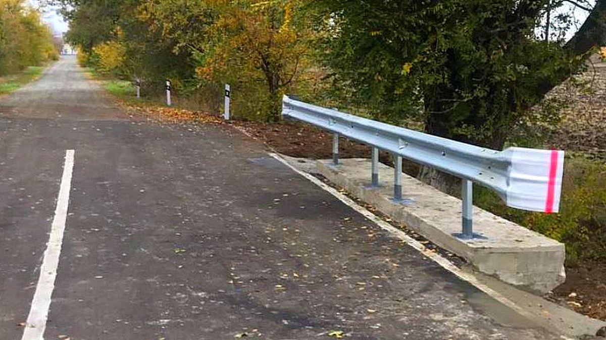 На Дніпровщині ремонтують мости