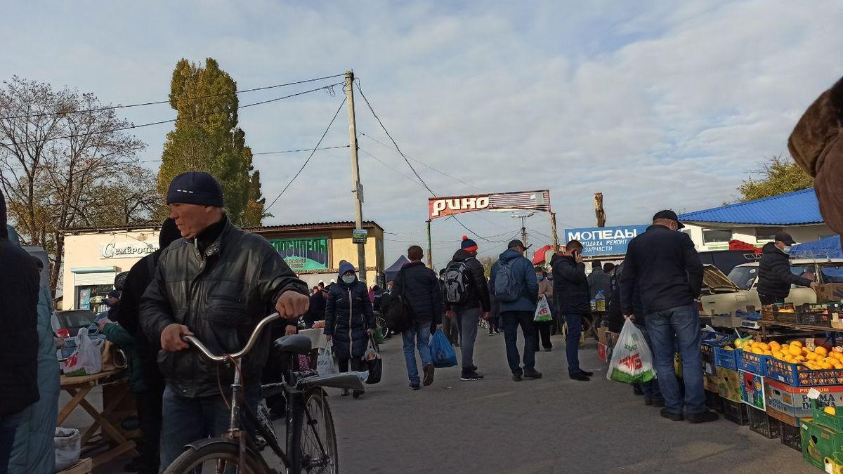 Что происходило в карантин выходного дня в Никополе , фото-5