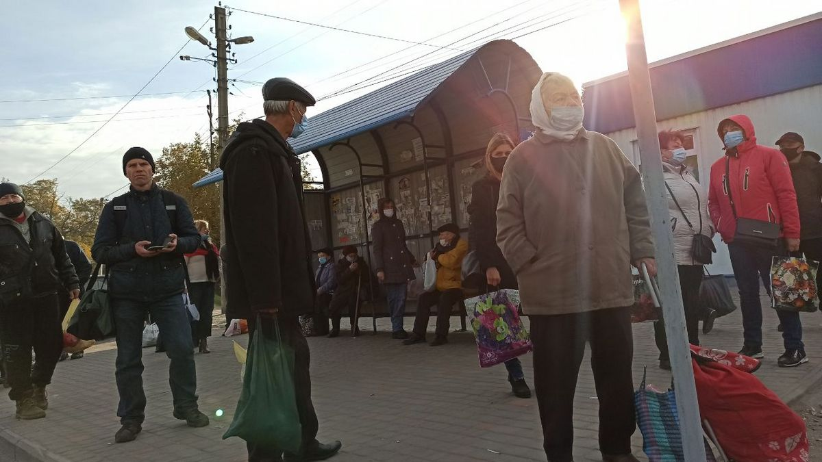 Что происходило в карантин выходного дня в Никополе , фото-10