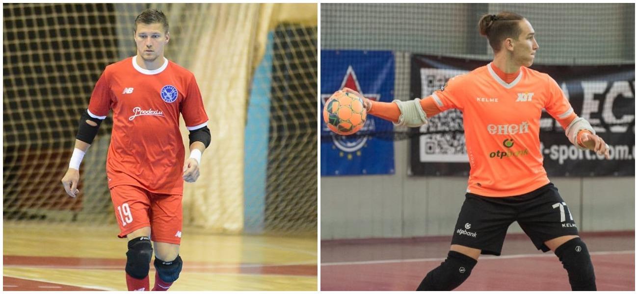 Двое спортсменов из Энергодара попали в сборную Украины по футзалу