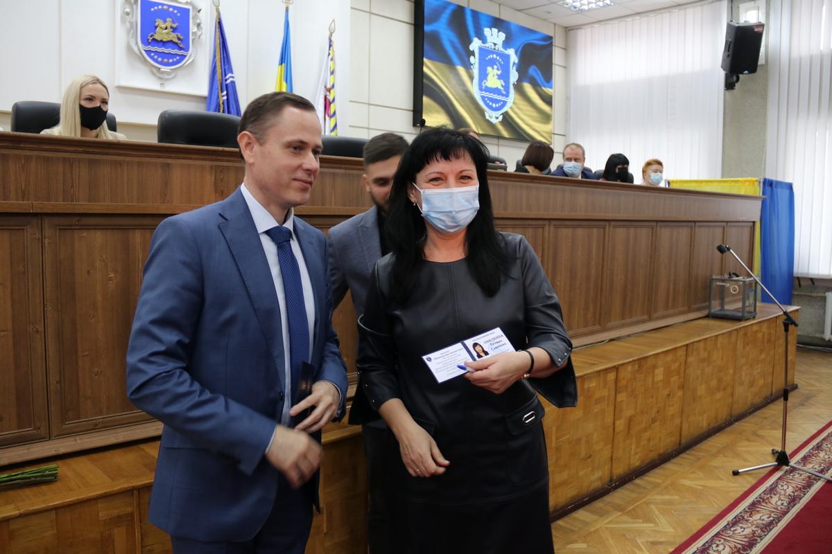 Депутаты приняли присягу