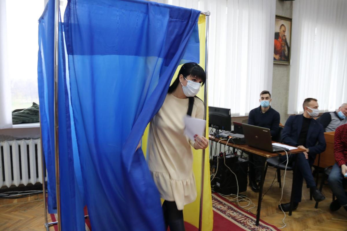 Секретаря горсовета выбирали путем тайного голосования
