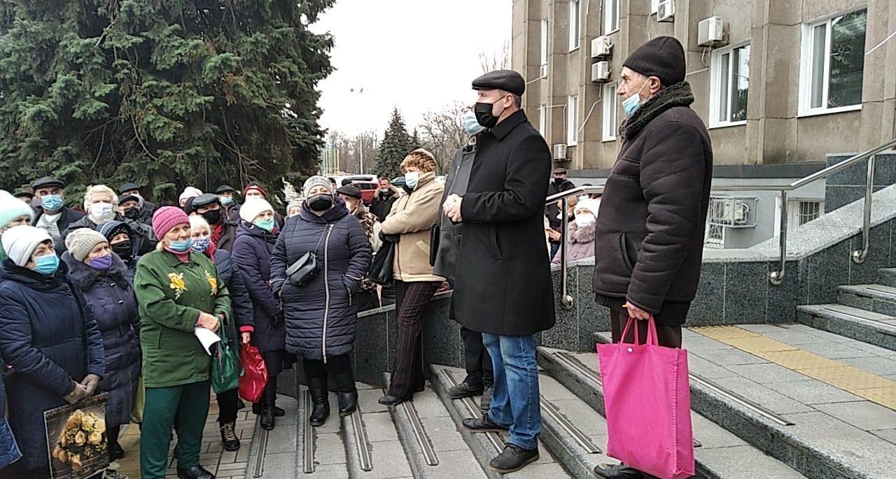 Депутат Виталий Журавлев напомнил о важности подписания петиции