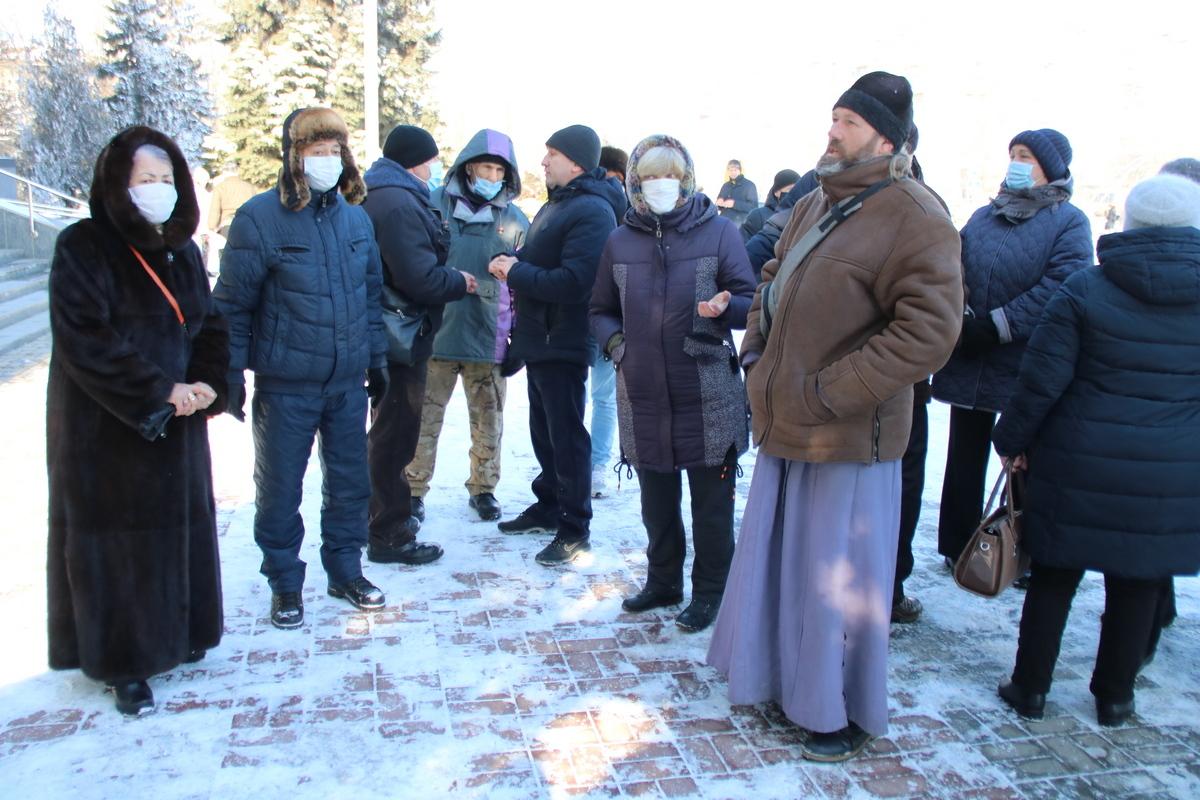 Горожане собираются провести митинг-протест в Киеве