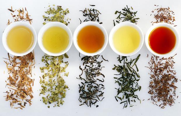Набор вкусного чая
