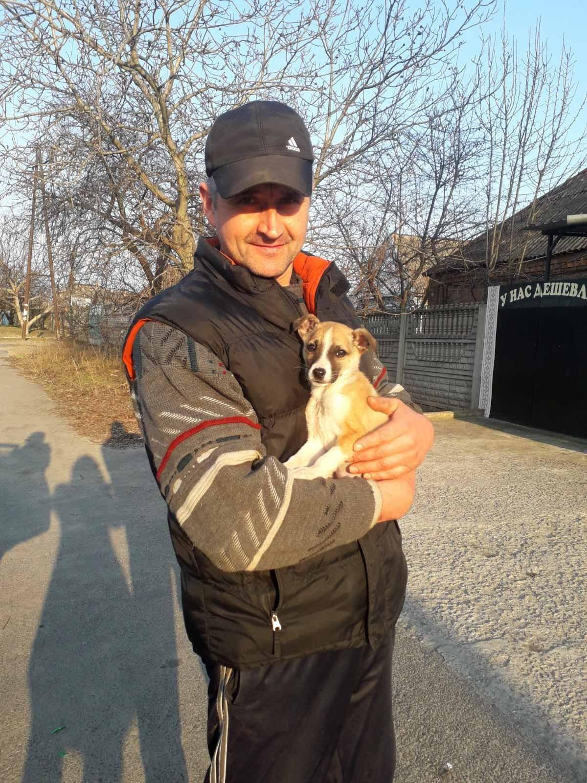 Счастливые животные нашли свой новый дом