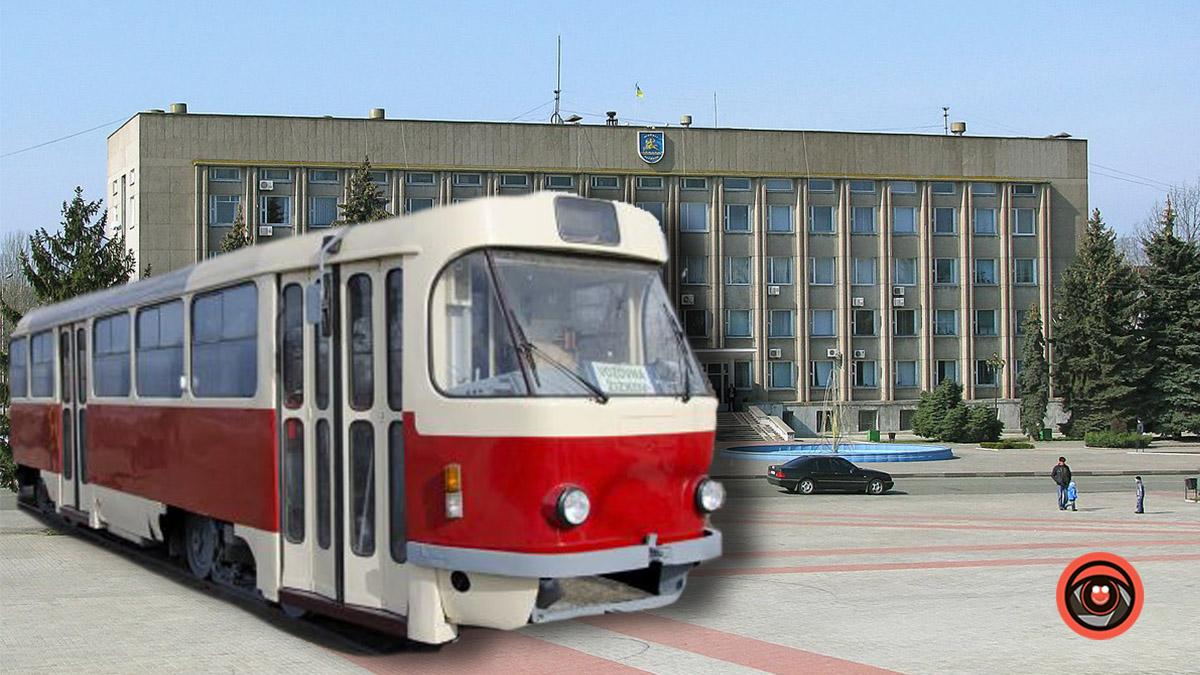 У Нікополі буде власний трамвай