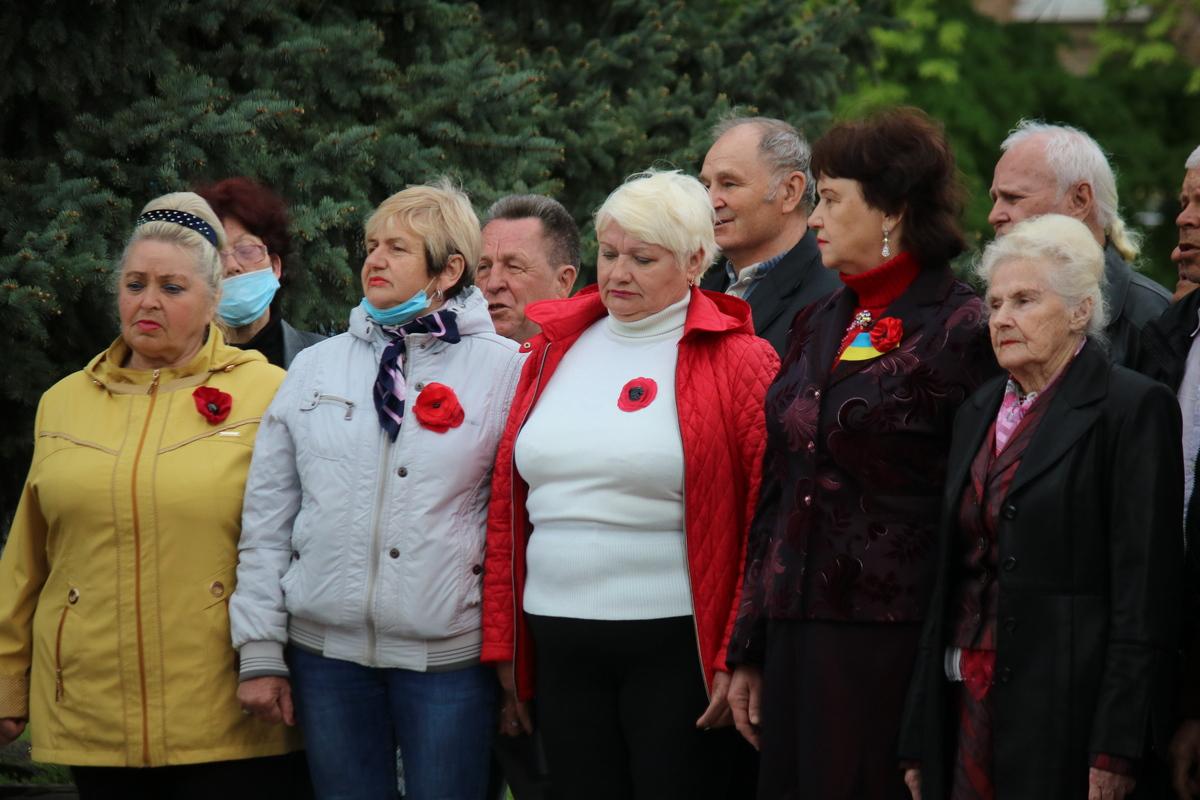 В День памяти и примирения состоялся концерт