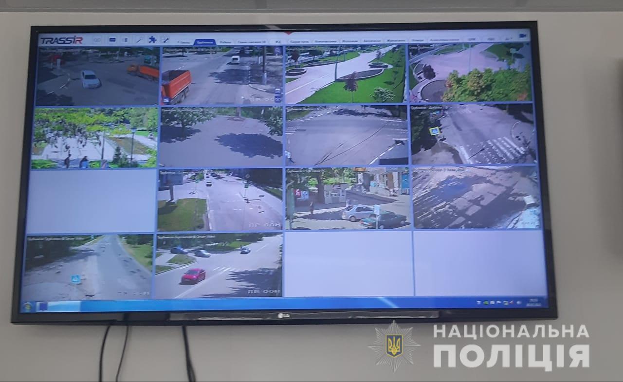 В Никополе разоблачили серийного вора благодаря камерам видеонаблюдения