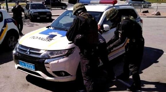 Полиция охраны провела учения