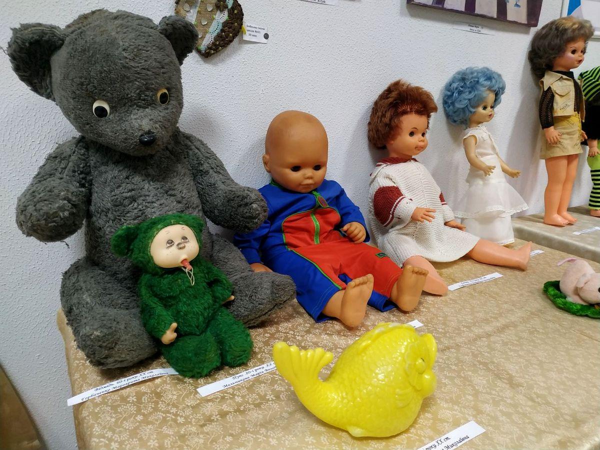 Очень интересные игрушки были раньше