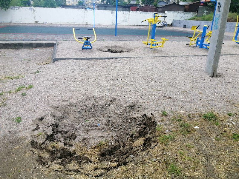 Спортивная площадка по улице Шевченко, 102