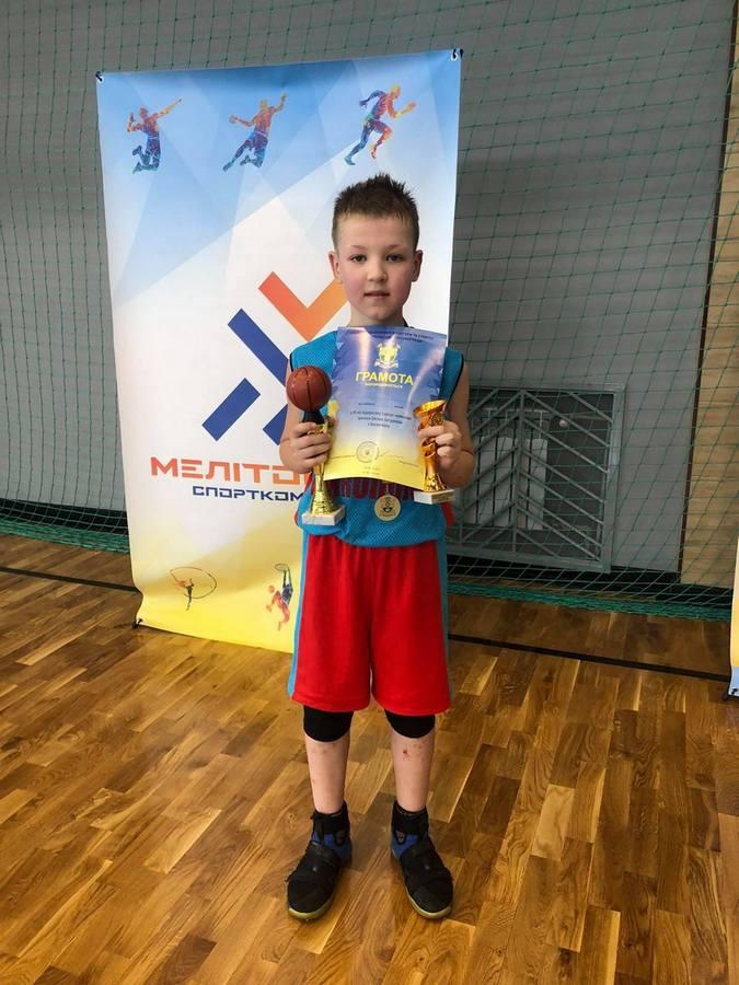 Селиванов Савелий стал «Лучшим игроком» турнира