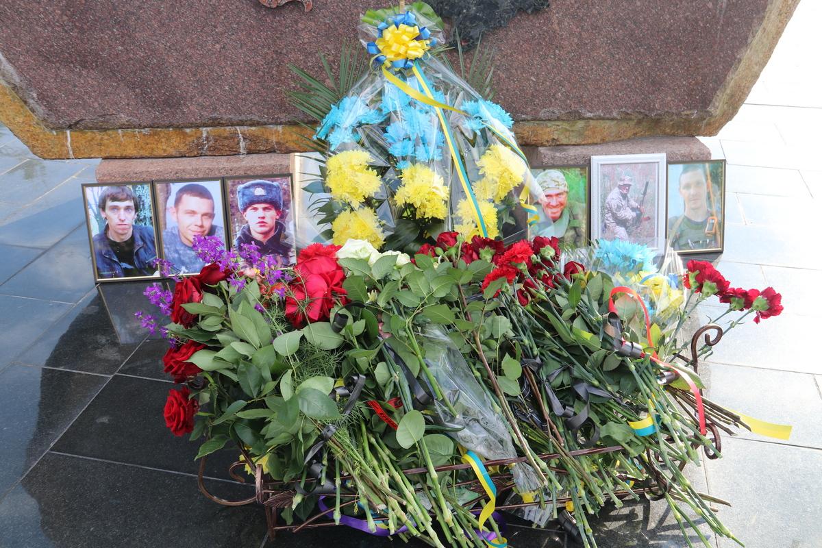 Руслан Кулибаба, Антон Кузнецов, Сергей Москаленко, Олег Таран, Дмитрий Куликов, Николай Гайдук