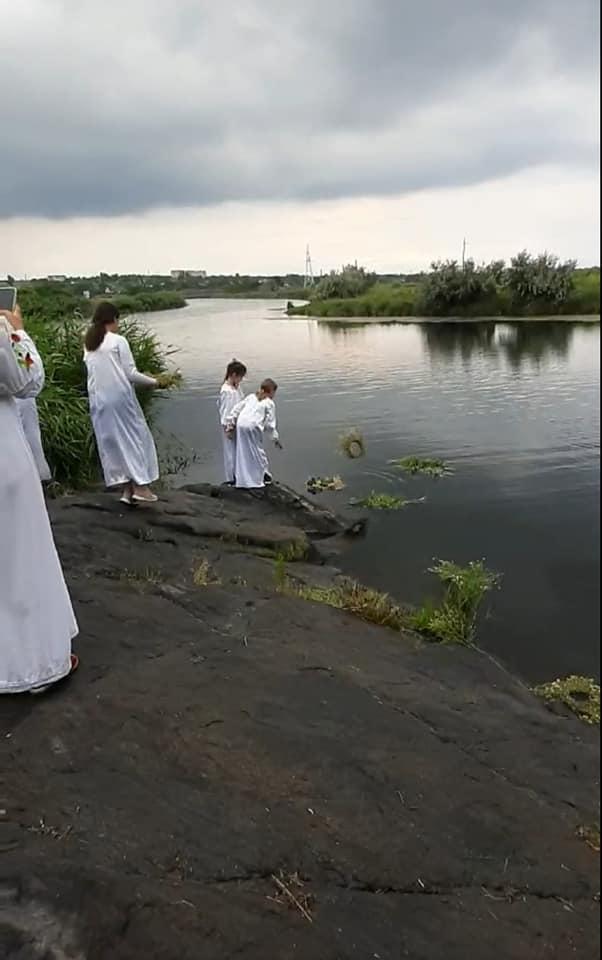 Как в селе Шолохово отметили праздник Ивана Купала